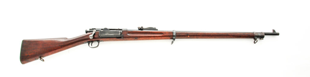 Springfield Model 1898 Krag Bolt Action Rifle