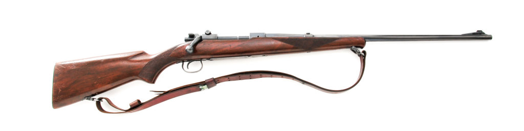 Winchester Model 54 Bolt Action Rifle