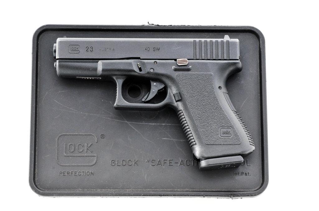 Glock Model 23 Gen 2 Semi-Automatic Pistol