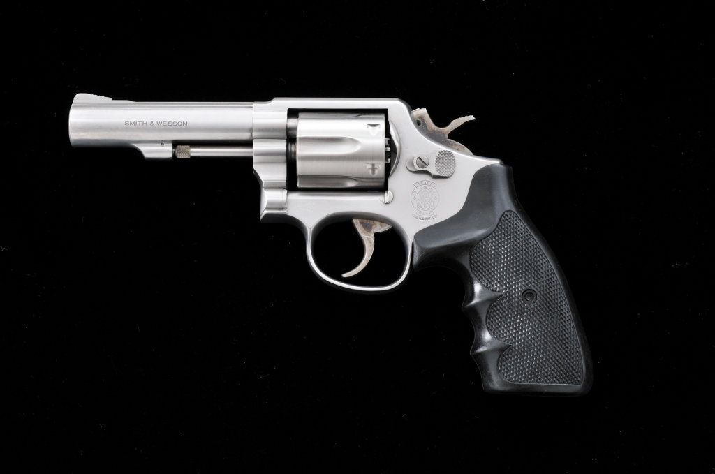 S&W Model 64-5 Double Action Revolver