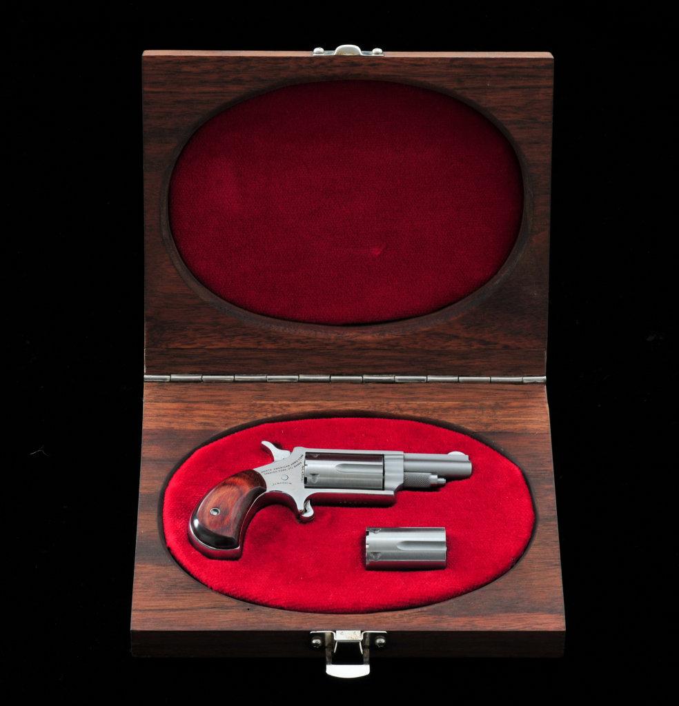 No. Am. Arms Single Action Revolver