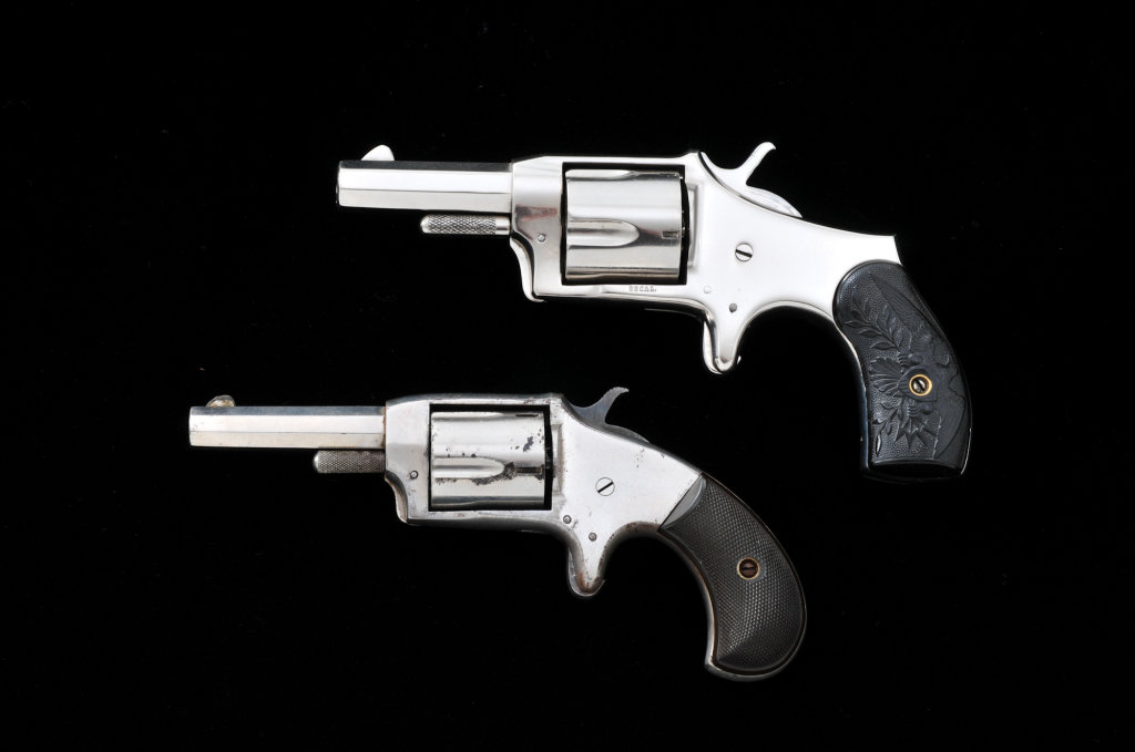 Lot of 2 American Spurtrigger Revolvers