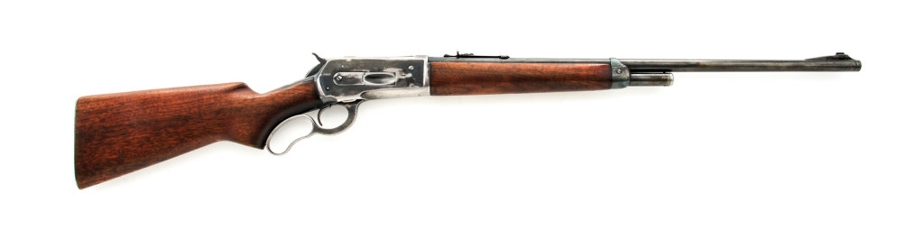 Winchester Model 71 Lever Action Rifle
