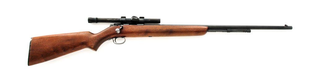 Winchester Model 72 Bolt Action Rifle
