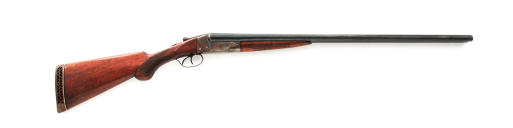 Ithaca Flues Model Field Grade SxS Shotgun