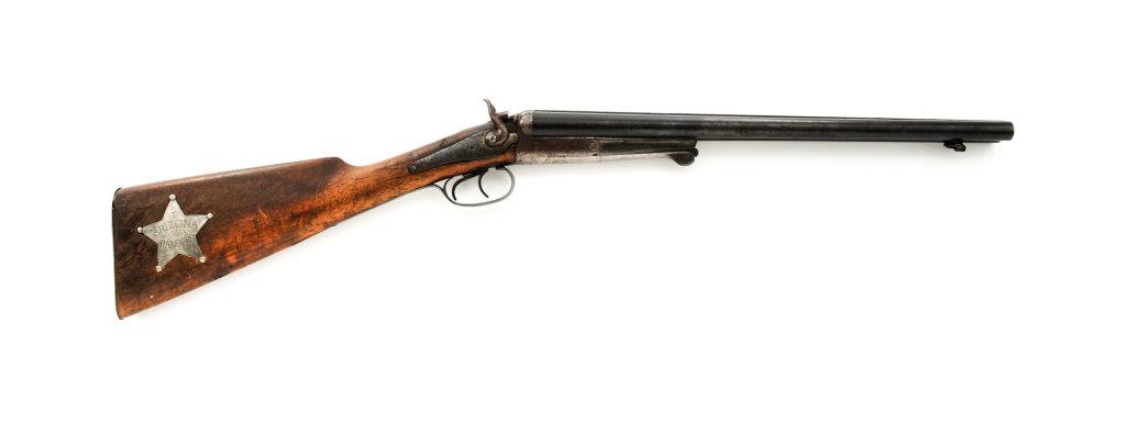 Husqvarna Model 20 SxS Hammer Shotgun