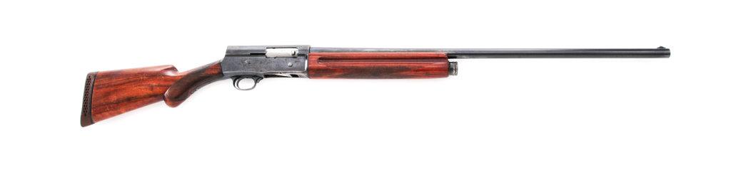 Pre-War Belgian Browning Auto-5 Semi-Auto Shotgun