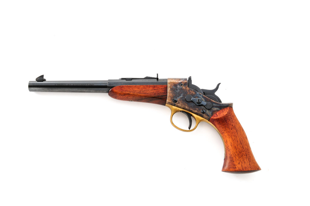 Uberti/Navy Arms Model 1871 Rolling Blk Target Pistol
