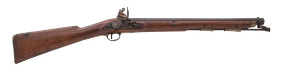 British Flintlock Cavalry Carbine