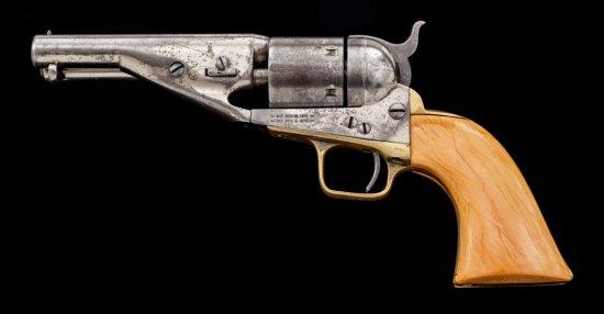 Colt Cartridge Conv. to Model 1861 Navy Revolver