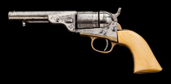 Colt 3rd Type New Model Pocket Breechloader