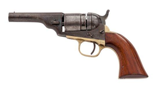 Colt 5th Type New Model Breechloading Pocket Revolver