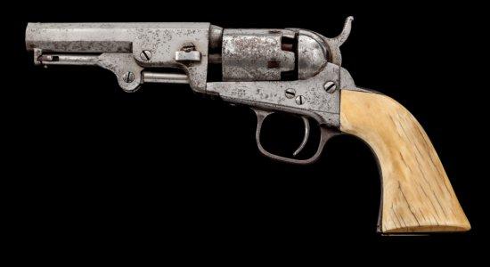 Colt 1849 Pocket Model Percussion Revolver