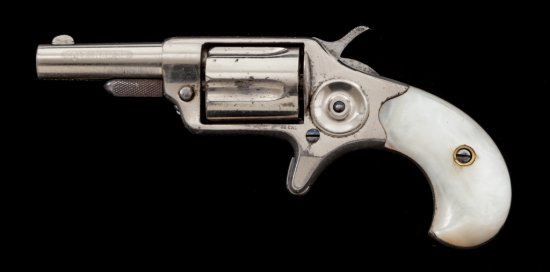 Colt New Line Etched Panel Revolver