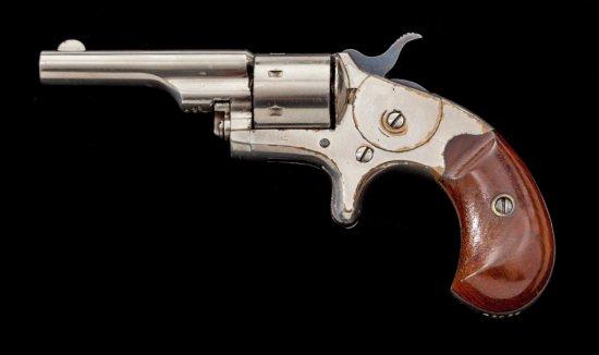 Colt Rimfire Open-Top Pocket Model Revolver