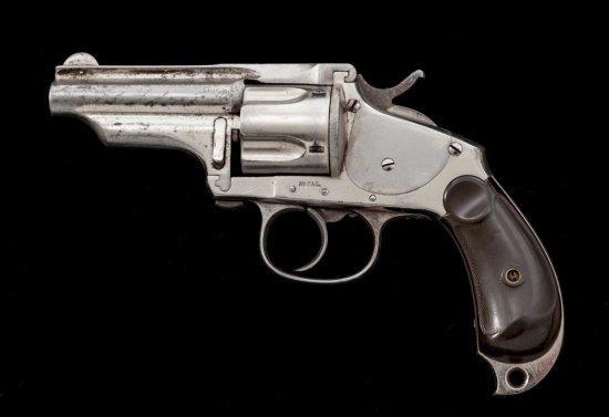 Merwin & Hulbert Bird's Head Pocket Revolver