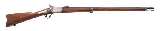 Swiss Peabody Model of 1867 Single Shot Rifle