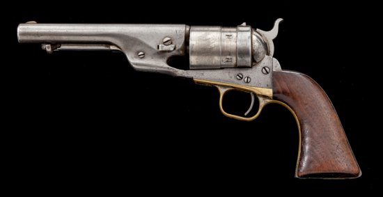 Colt Richards Cartridge Conversion Revolver