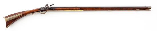 Unaltered Original Flintlock Kentucky Rifle