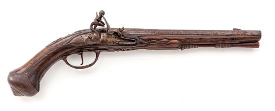 Early 18th Century Dutch Horse Pistol - Lazarino