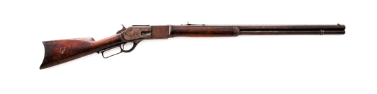 2nd Model Winchester 1876 Lever Action Rifle