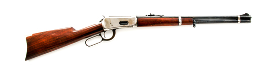 Winchester Model 1894 Lever Action Saddle Ring Carbine