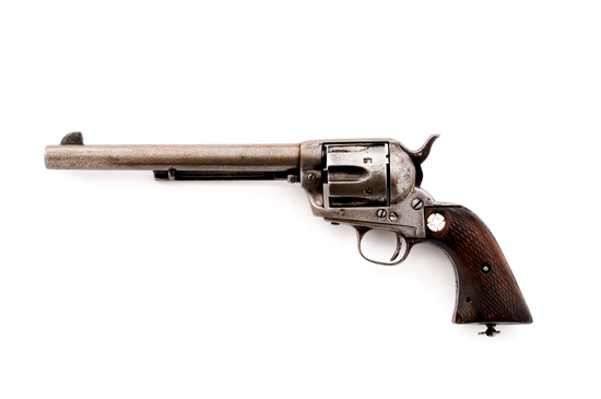 Mexican Copy of a Colt Single Action Army Revolver