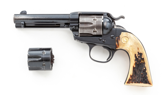 Colt Bisley Single Action Revolver