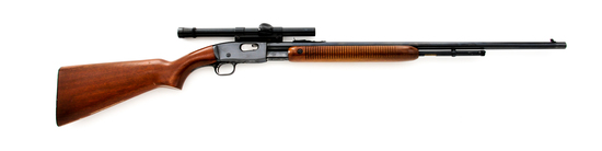 Remington Model 121 Fieldmaster Pump Action Rifle