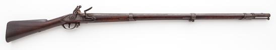 VA Mfg. M.1812 2nd Model Flintlock Infantry Rifle