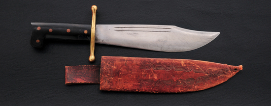 Collins No. 18 V-44 Survival Knife