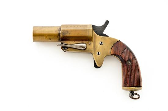 WWI Era A.H. Fox Gun Co. Mark IV Very Pistol