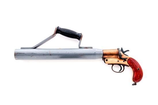 Schermuly Line Throwing Pistol