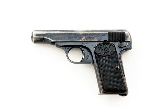 Fabrique Nationale Model 1910 Semi-Auto Pistol