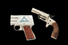 Lot of Two (2) Vintage Gas Guns