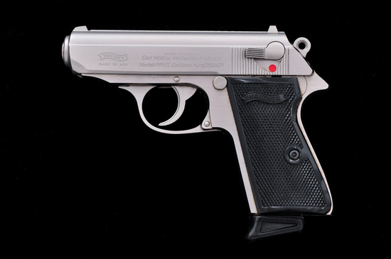 Walther Model PPK/S Semi-Automatic Pistol