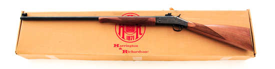 Like New H&R M.1871 ''Buffalo Classic'' Rifle