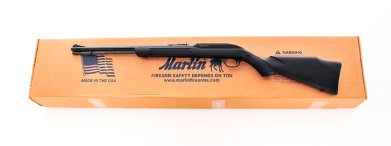 New Marlin Model 60SN Semi-Automatic Rifle