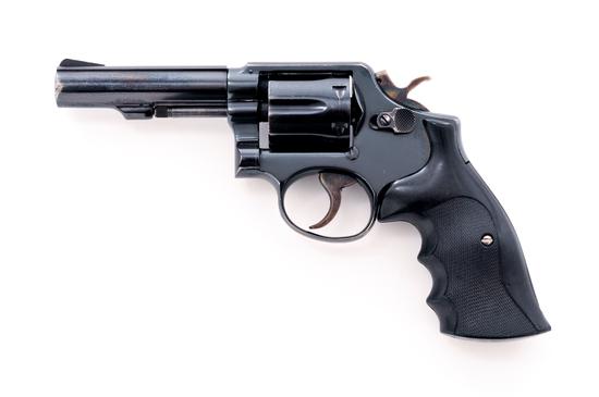 S&W Model 10-5 Double Action Revolver