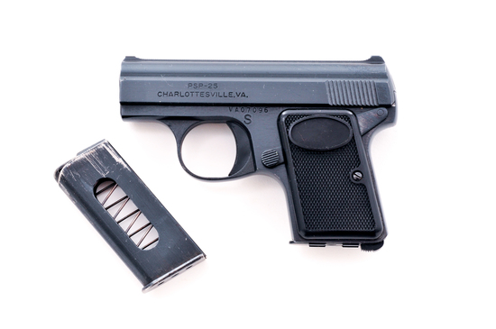 Precision Small Parts PSP-25 Semi-Auto Pistol
