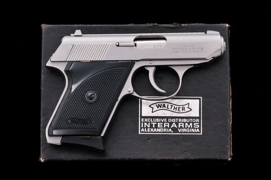 Walther Model TPH Semi-Automatic Pistol