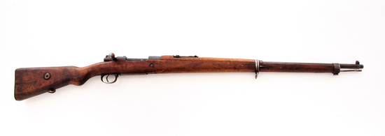 Model 1938 K. Kale Turkish Mauser Bolt Action Rifle