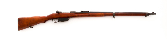Steyr Mannlicher Model 1895 Straight Pull Rifle