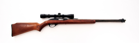 Glenfield Model 60 Semi-Automatic Rifle