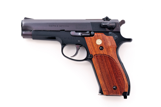 S&W Model 39-2 Double Action Semi-Auto Pistol