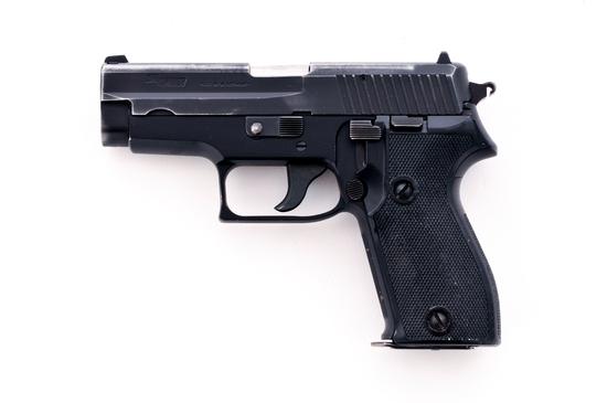 Sig Sauer P6 Semi-Automatic Pistol