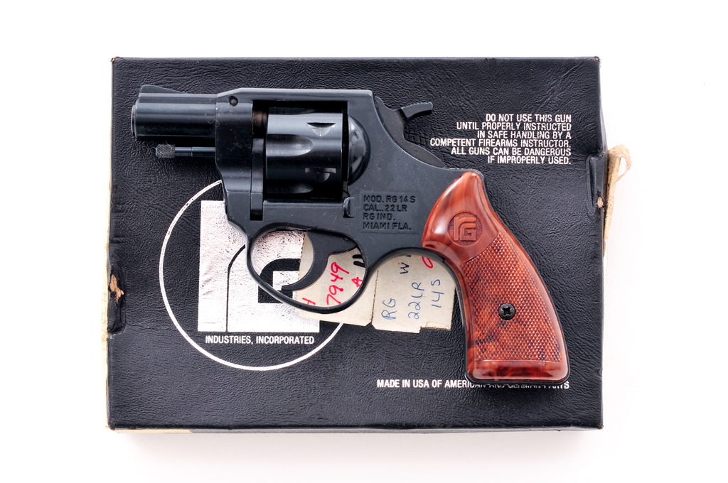 RG Industries Model 14S Double Action Revolver