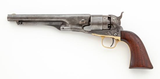 Civil War Colt Model 1860 Army Perc. Revolver