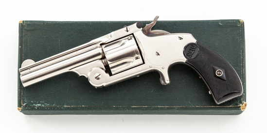 S&W Spurtrigger 2nd Model 2nd Issue Revolver