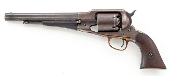 Civil War Remington New Model Army Perc. Revolver